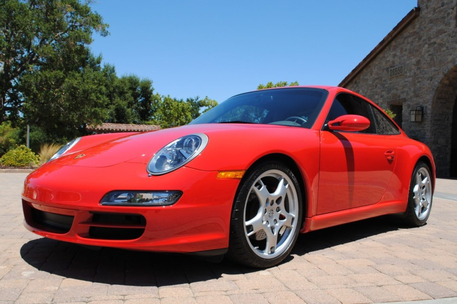15k-Mile 2007 Porsche 911 Carrera S 6-Speed