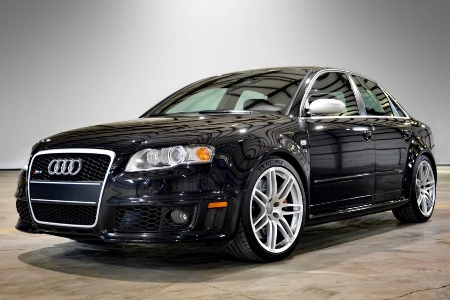 2008 Audi RS4