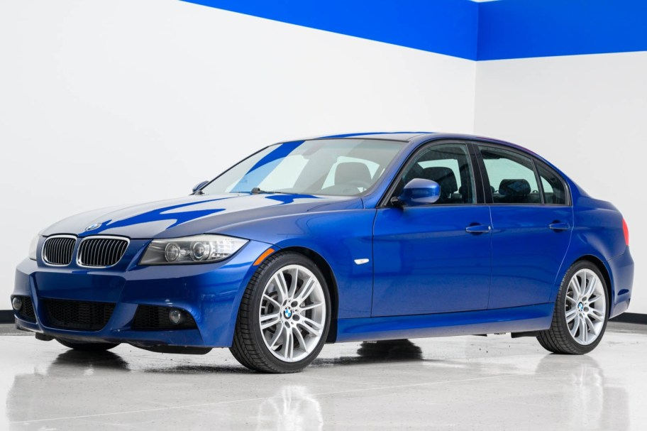 2009 BMW 335i M Sport 6-Speed