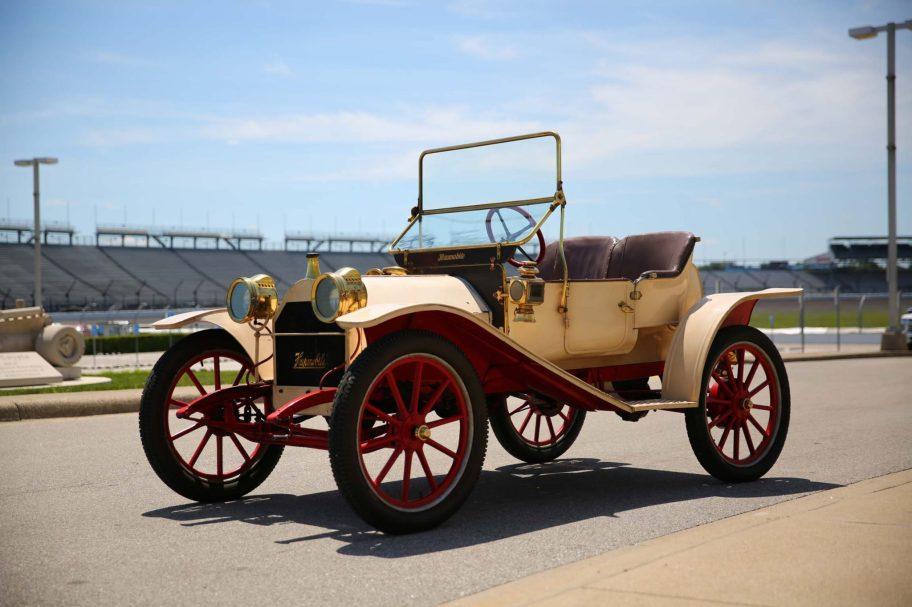 No Reserve: 1911 Hupmobile Model 20
