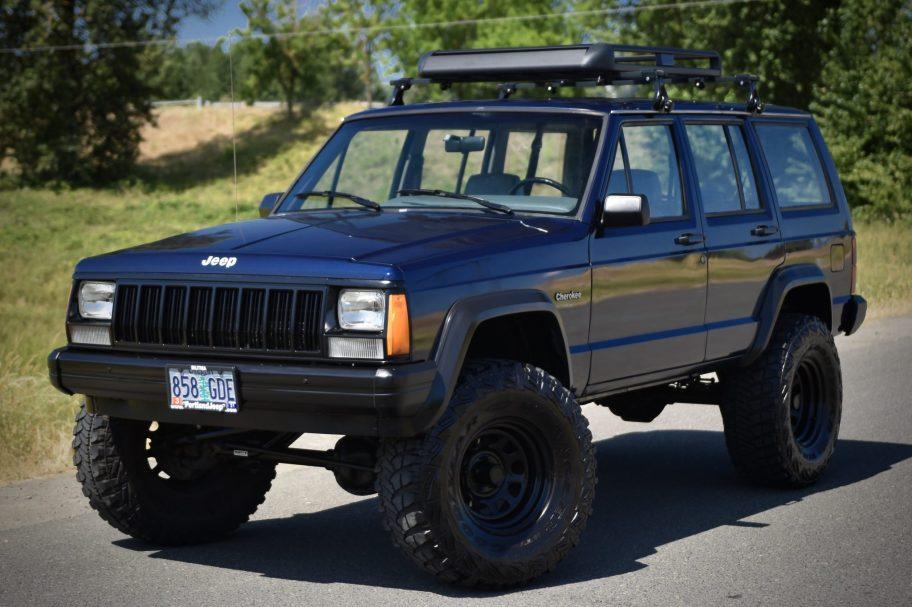 1994 Jeep Cherokee XJ 4X4