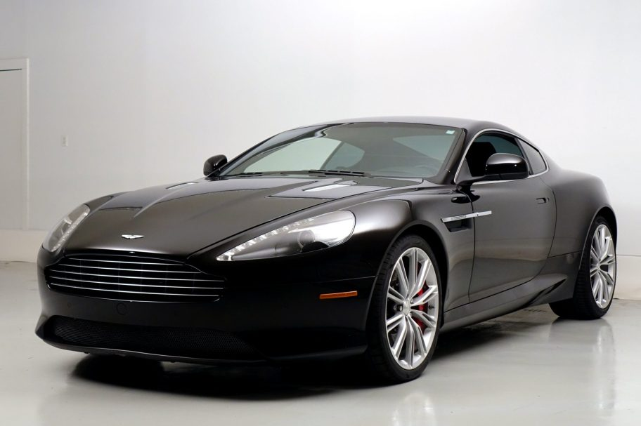 14k-Mile 2012 Aston Martin Virage