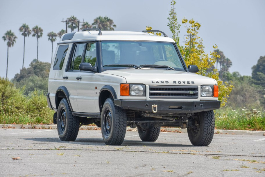2000 Land Rover Discovery II SD