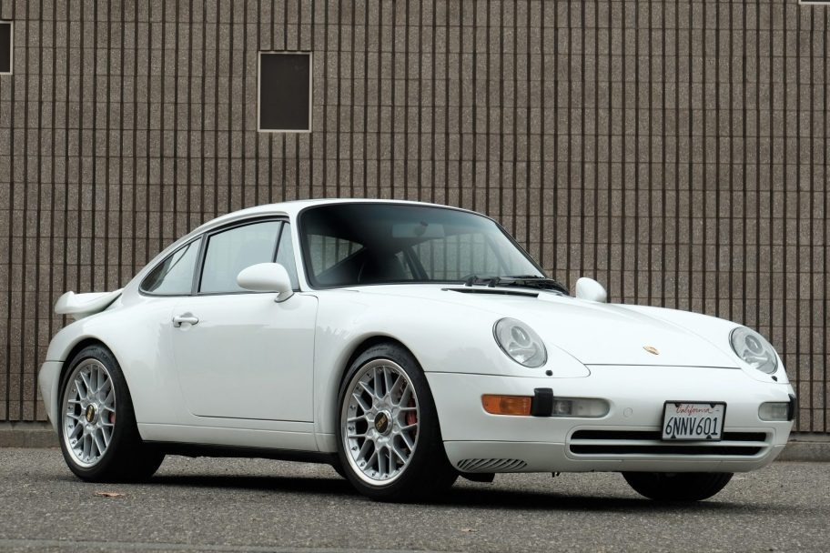 No Reserve: 1996 Porsche 911 Carrera Coupe 6-Speed