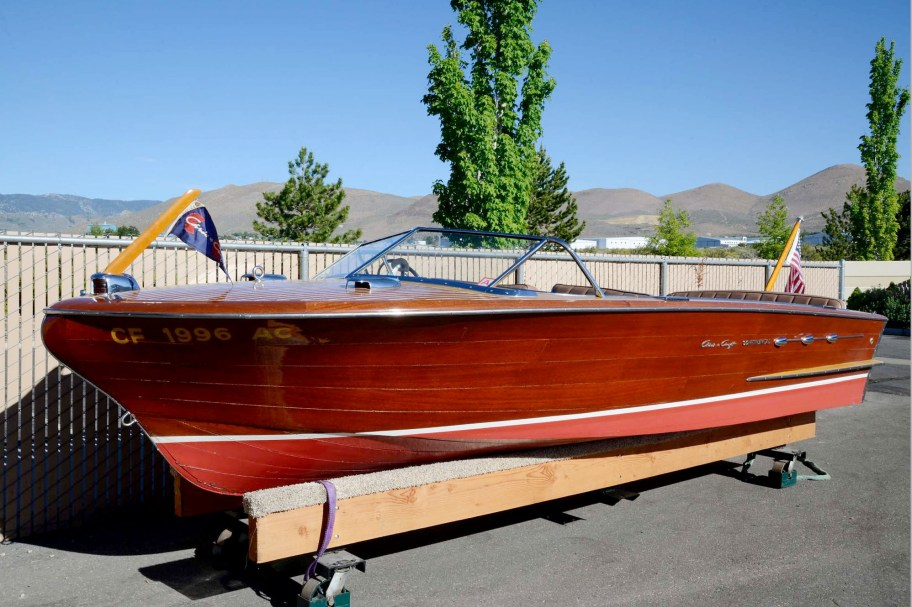 No Reserve: 1956 Chris-Craft 20' Continental