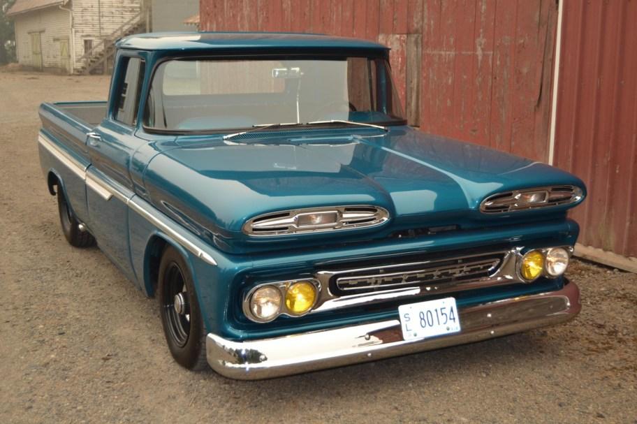 1961 Chevrolet C10 Pickup