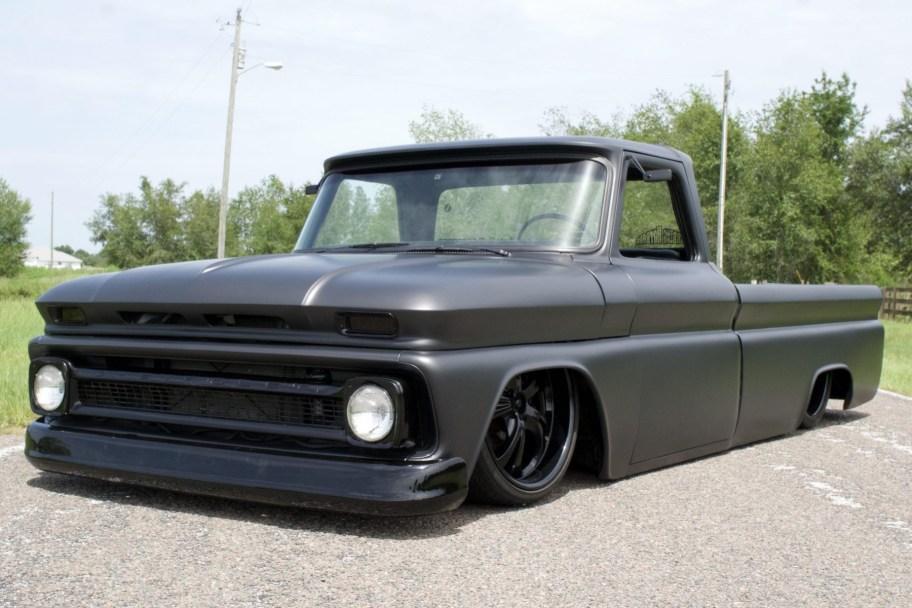 Modified 1965 Chevrolet C10