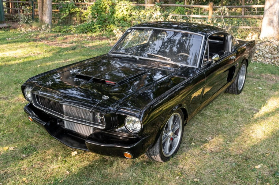 Modified 1965 Ford Mustang Fastback 6-Speed