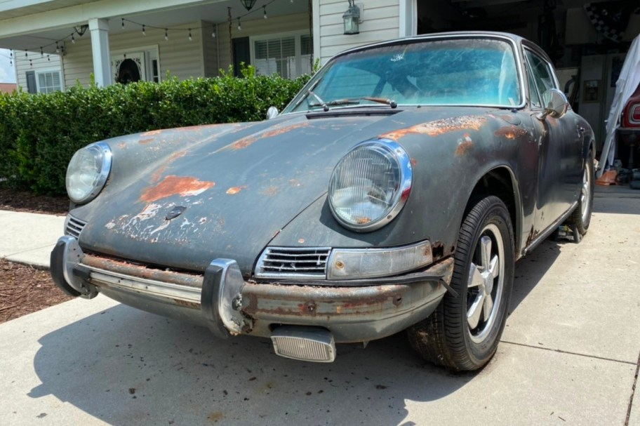 No Reserve: 1967 Porsche 911S Project