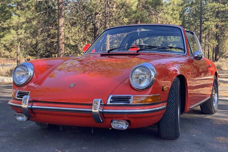 1968 Porsche 911 Targa 2.45L