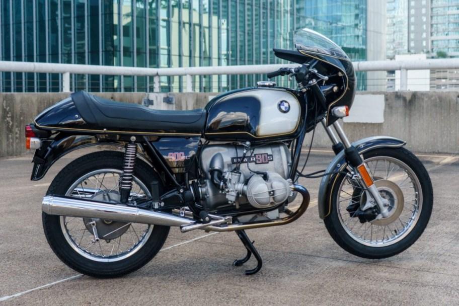 No Reserve: 1974 BMW R90S