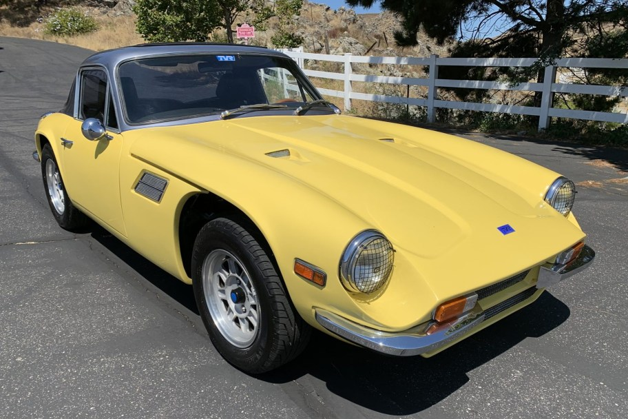 30-Years-Owned 1974 TVR 2500M 4.3L V6 5-Speed