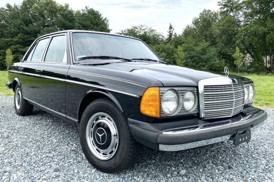 1979 Mercedes-Benz 300D