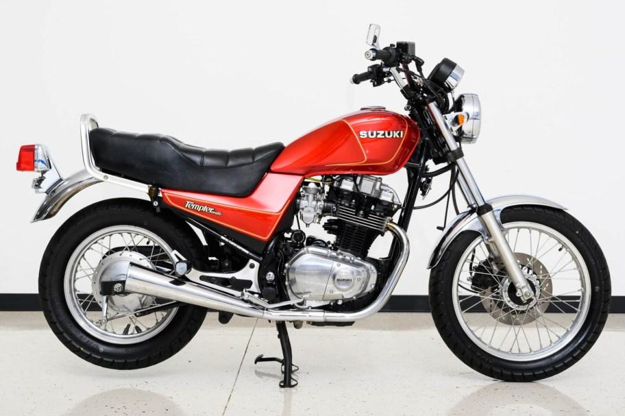 1983 Suzuki GR650 Tempter