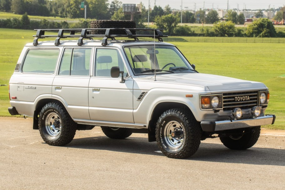 48k-Mile 1985 Toyota Land Cruiser FJ60