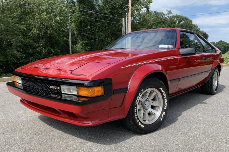 1985 Toyota Celica Supra 5-Speed