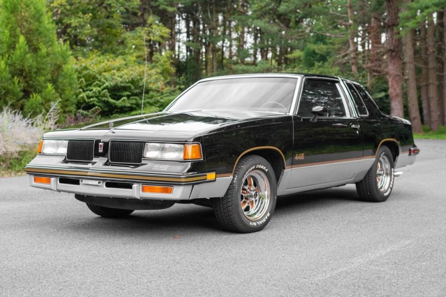 No Reserve: 1987 Oldsmobile Cutlass 442