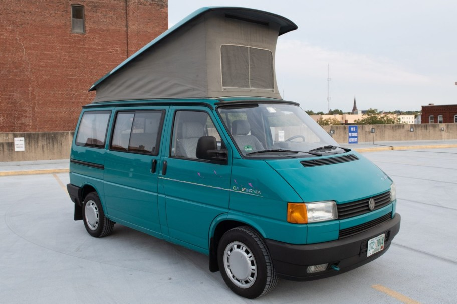 1991 Volkswagen T4 California Westfalia