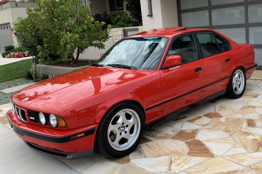 No Reserve: 1992 BMW M5