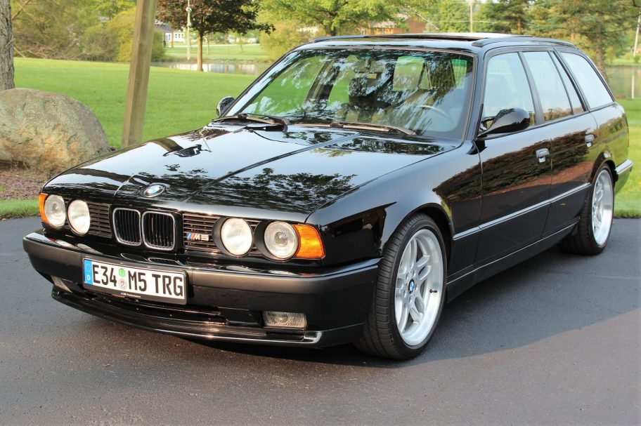 Modified 1992 BMW 525i Touring 5-Speed