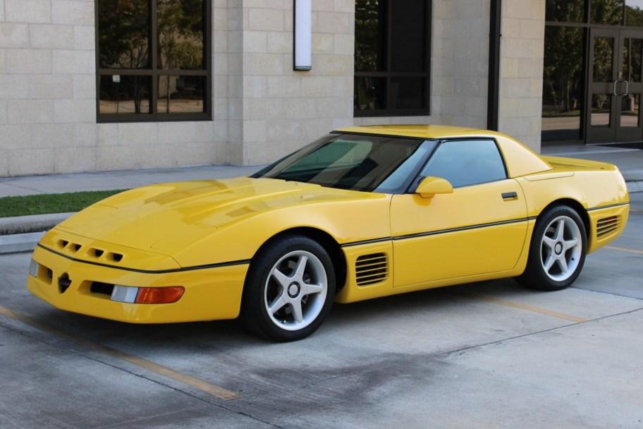 1992 Chevrolet Corvette Callaway SuperNatural Convertible