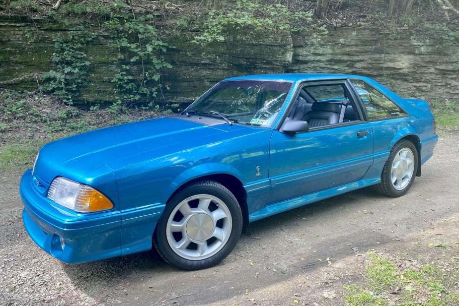 292-Mile 1993 Ford Mustang SVT Cobra