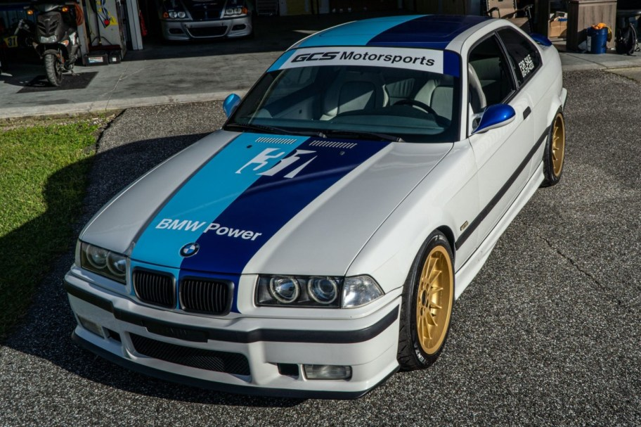 1999 BMW M3 Coupe 5-Speed