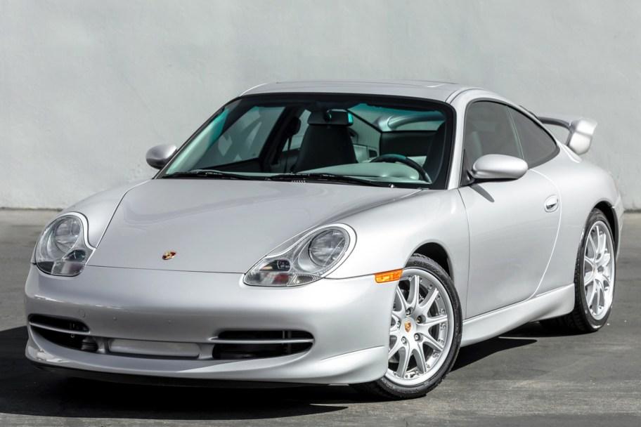 28k-Mile 2000 Porsche 911 Carrera Coupe 6-Speed