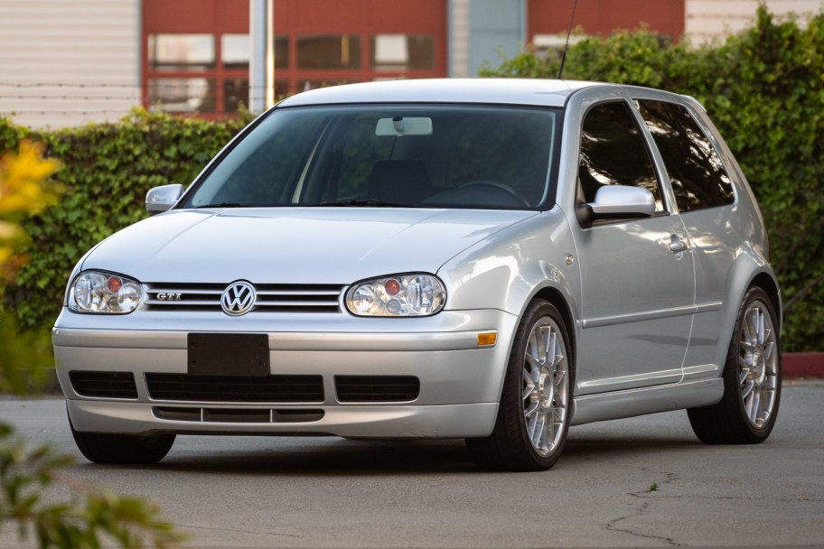 No Reserve: 2002 Volkswagen GTI 337 Edition