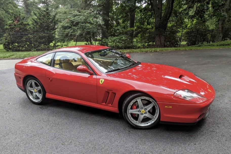 17k-Mile 2004 Ferrari 575M Maranello