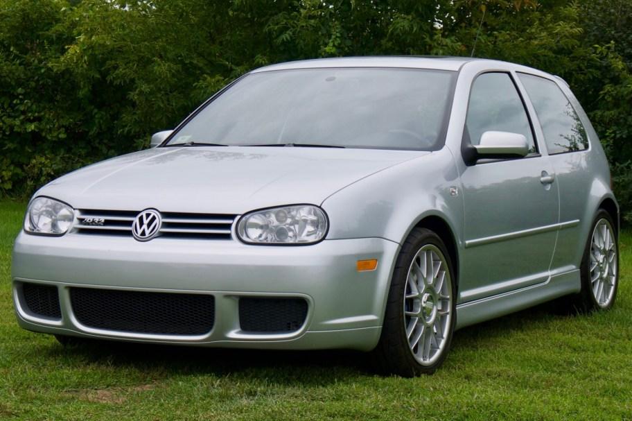 Original-Owner 2004 Volkswagen R32