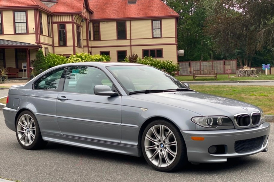 50k-Mile 2005 BMW 330Ci ZHP 6-Speed