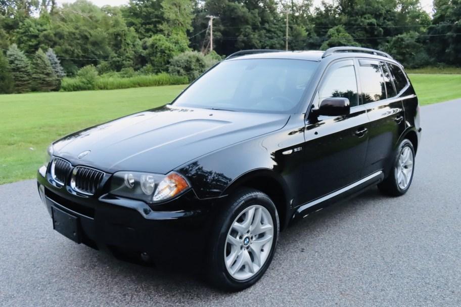 No Reserve: 2006 BMW X3 3.0i 6-Speed