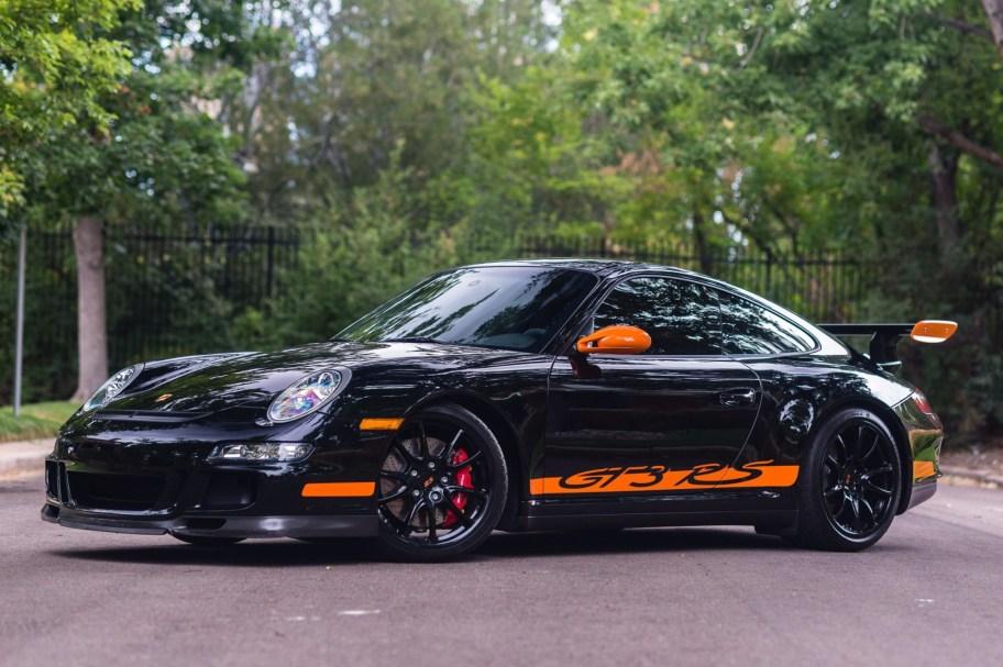 2k-Mile 2007 Porsche GT3 RS