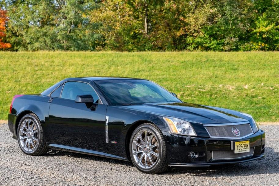 3k-Mile 2009 Cadillac XLR-V