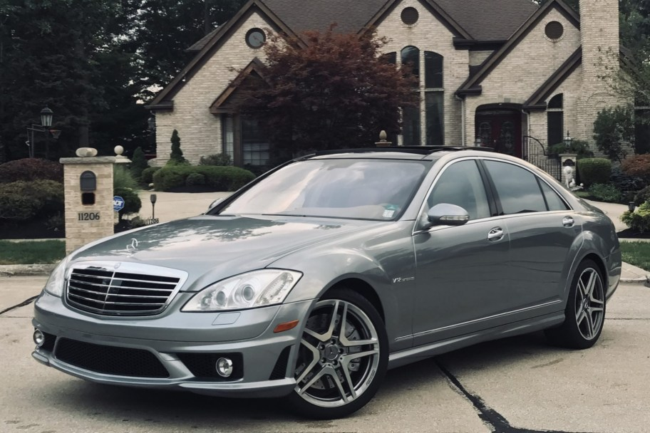 No Reserve: 2009 Mercedes-Benz S65 AMG