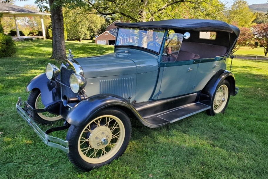 No Reserve: 1929 Ford Model A Phaeton