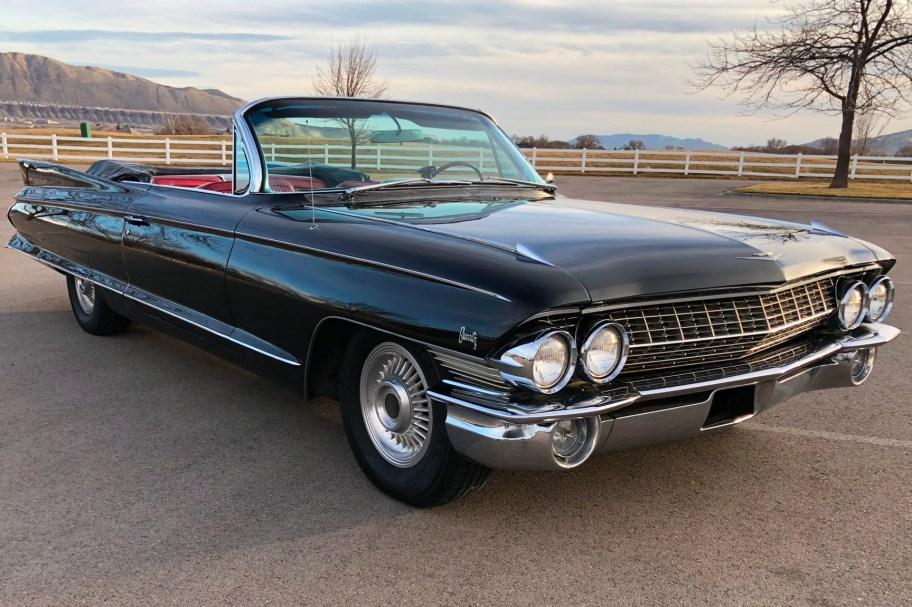 1961 Cadillac Eldorado Biarritz Convertible