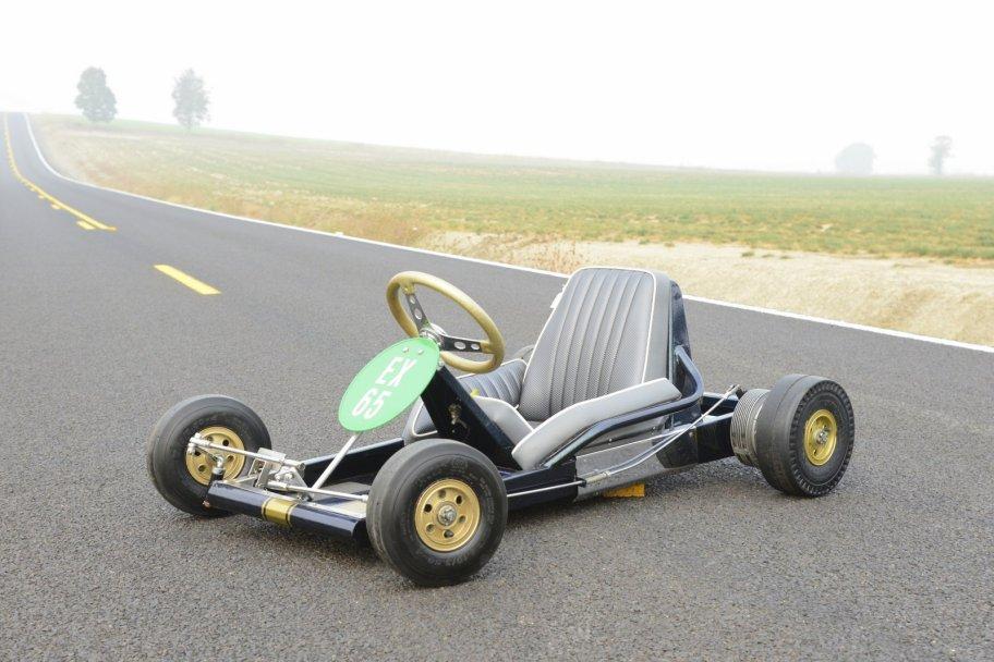 No Reserve: Tice Engineering Sport Go-Kart