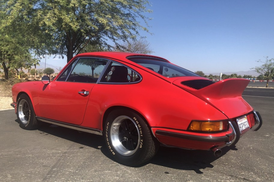 Modified 1969 Porsche 911T 5-Speed