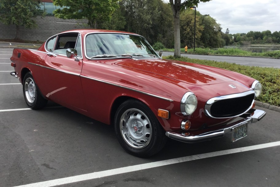 1972 Volvo 1800E 4-Speed