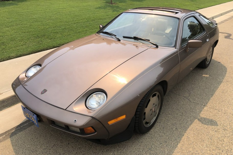 No Reserve: 1983 Porsche 928S 5-Speed