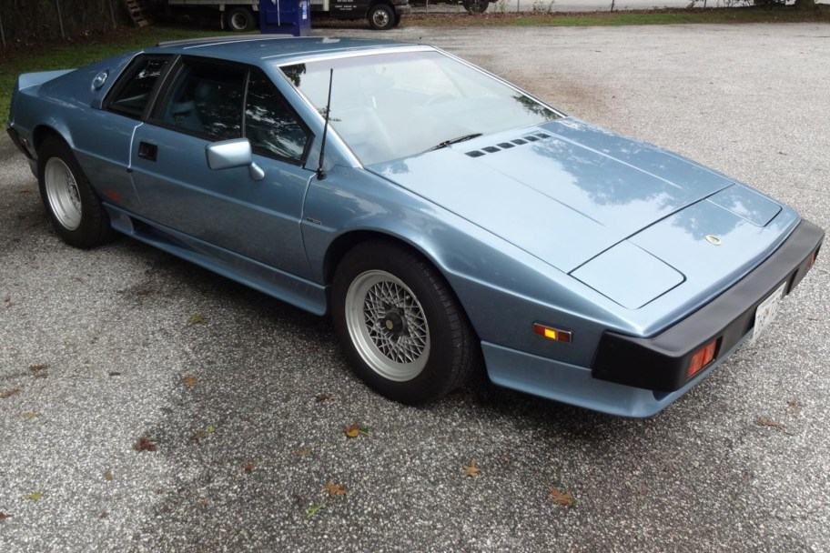 1986 Lotus Esprit HCi Turbo