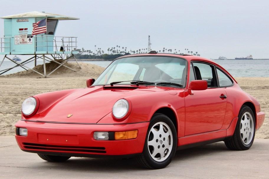 52k-Mile 1989 Porsche 911 Carrera 4