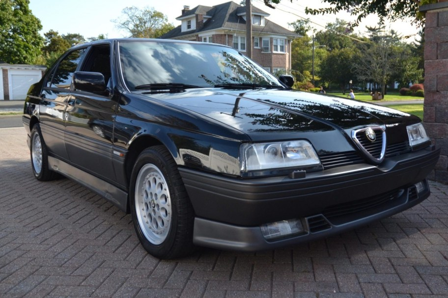 1994 Alfa Romeo 164 Q4 6-Speed