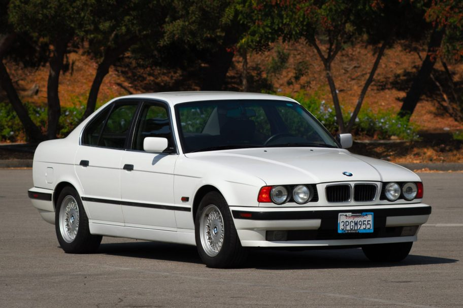 One-Owner 1995 BMW 540i 6-Speed