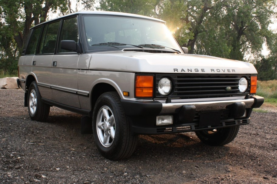 1995 Land Rover Range Rover 25th Anniversary Edition