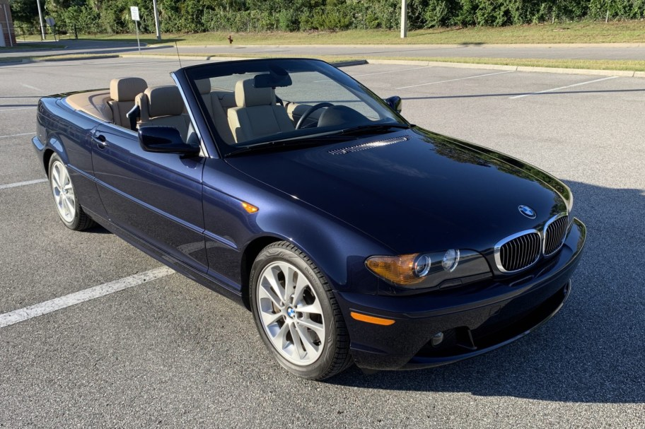 No Reserve: 47k-Mile 2004 BMW 330Ci Convertible