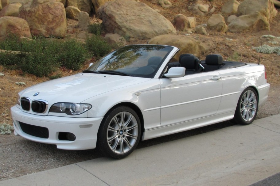 2005 BMW 330Ci ZHP Convertible