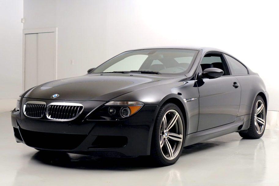 No Reserve: 17k-Mile 2006 BMW M6